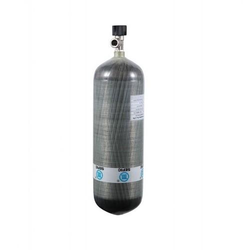Sefic 9 Lt 300 Bar  Karbonfiber tüp